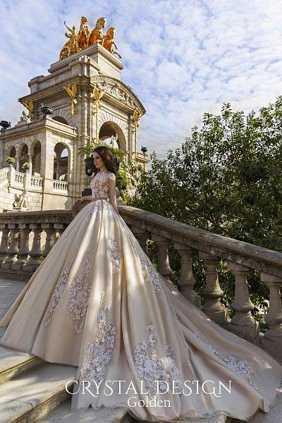 Белый авантаж свадебные платья