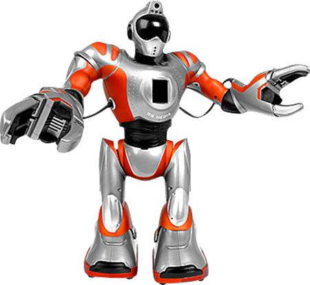 картинки с роботами для детей