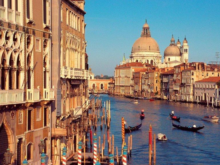Гранд Канал. Венеция