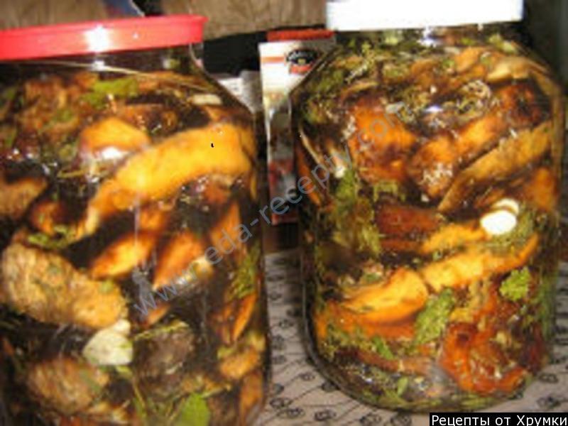 вкусные грузди на зиму рецепты с фото