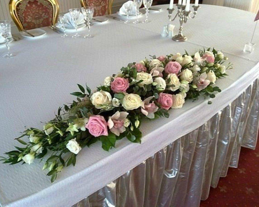 Цветы доставка, украшение свадебного букета на стол своими руками