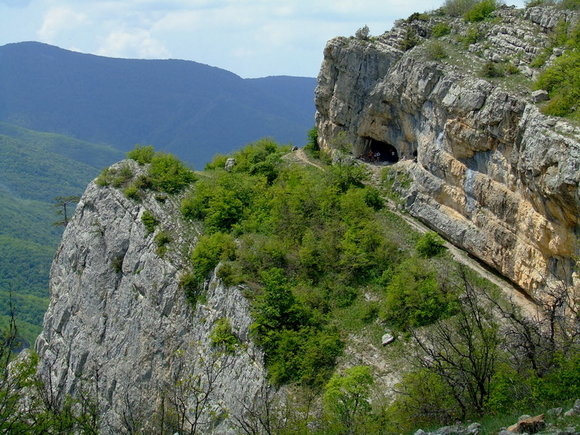 Большой каньон Крыма: как добраться, примечательные объекты, каскады, озера, ванны, обзорные точки. Экстремальная часть Большого каньона Крыма после Ванны молодости.