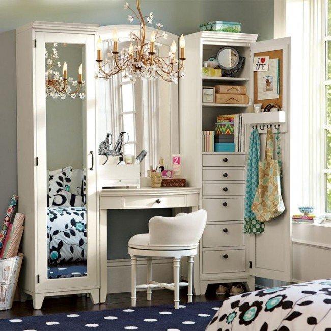 туалетный столик с зеркалом фото недорогих вариантов с зеркалом с