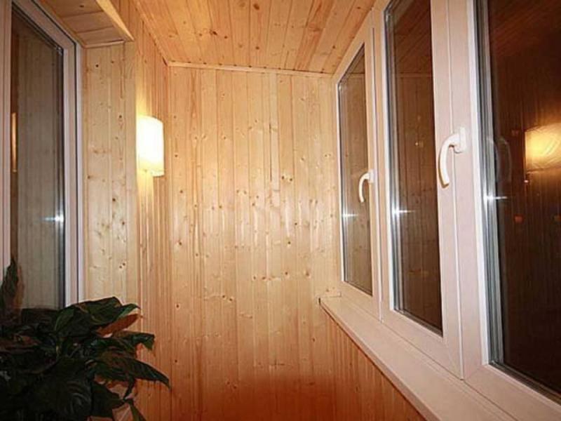 """Идеи для внутренней отделки балкона"""" - карточка пользователя."""