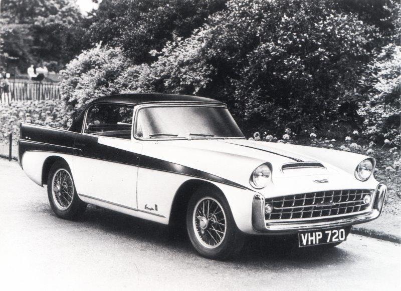 Triumph TR3 Prototype
