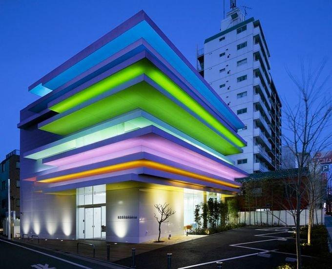 Токио, банк