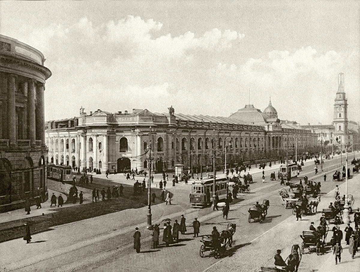 Старый петербург картинки