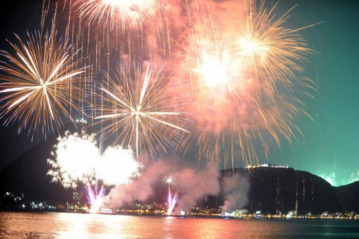 Новый год в Рио-де-Жанейро   Великая Эпоха