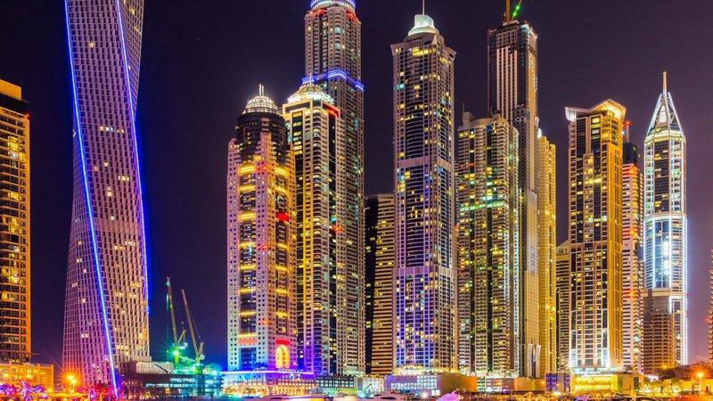 Wallpapers Dubai City Group (73+)