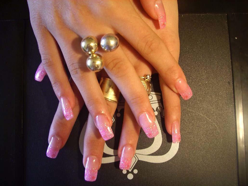 Самые красивые ногти в мире