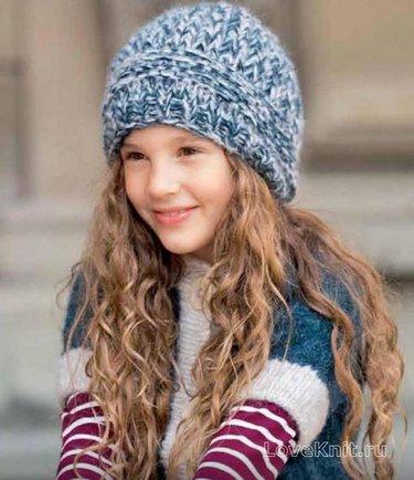 47 карточек в коллекции красивые детские вязаные шапки