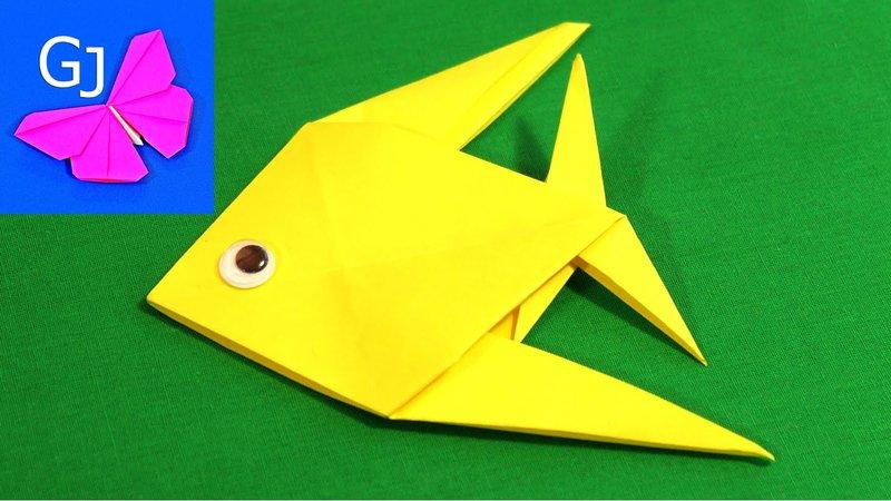 Оригами цветов из бумаги Схемы