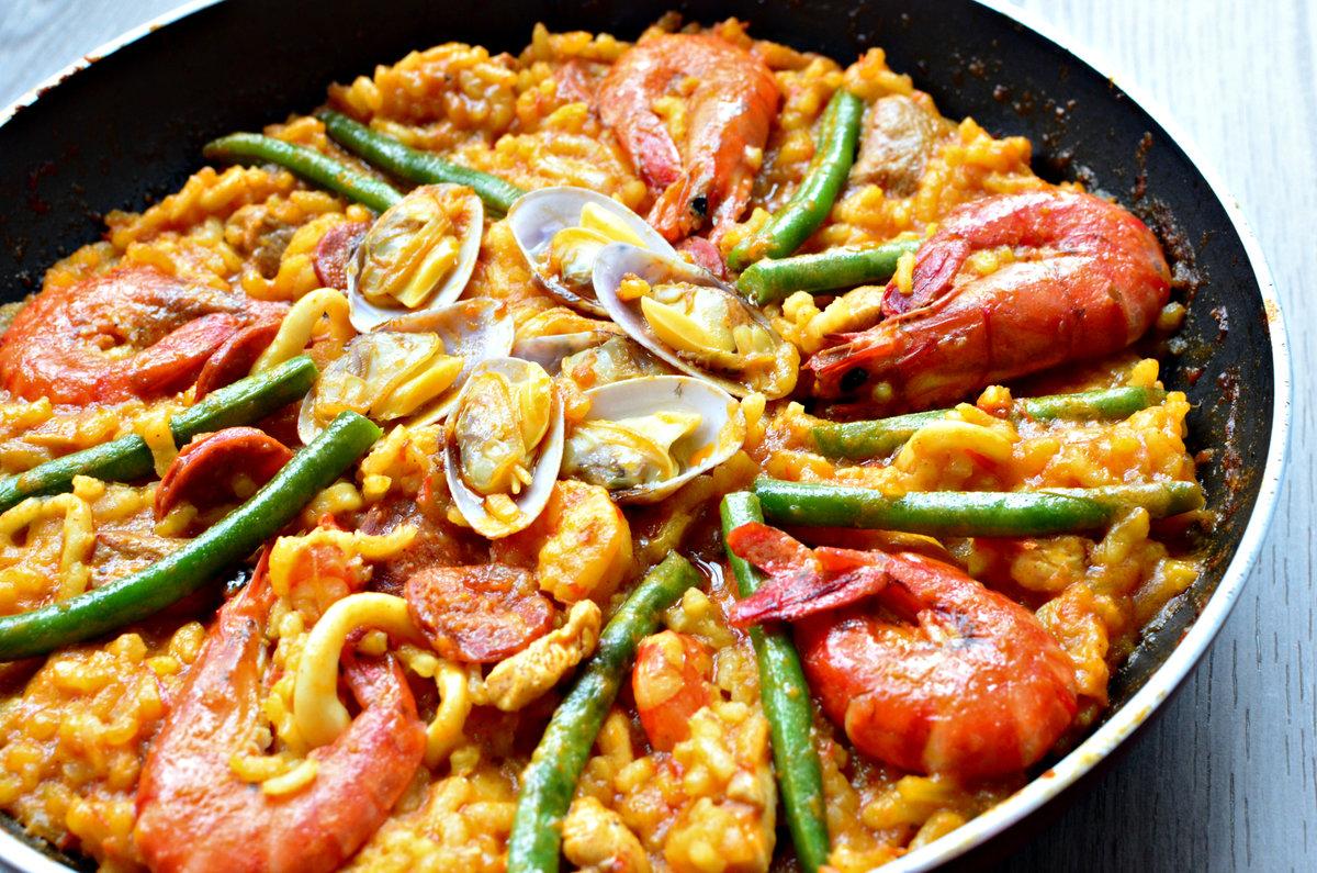 испанская кухня рецепты с фото в домашних условиях она