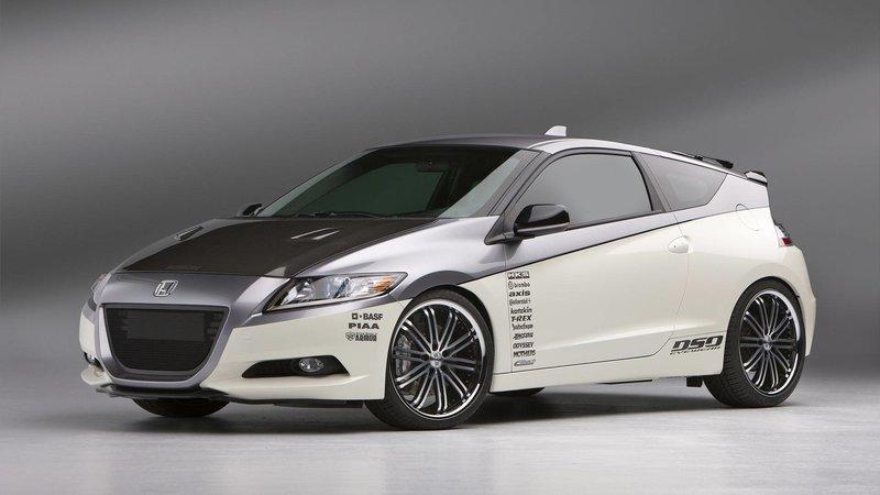Honda CR-Z by DSO Eyewear (ZF1)