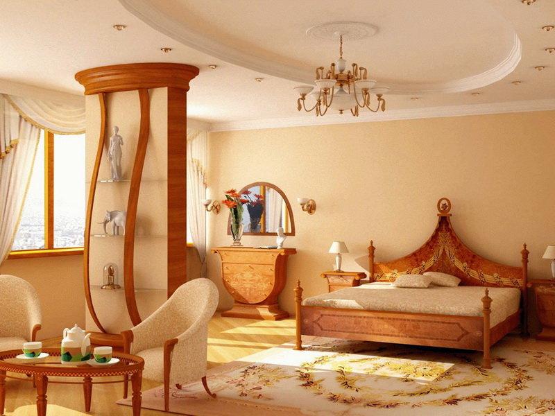 Интерьер дизайн квартиры своими руками - Для маленьких квартир - Сундук идей для вашего дома - интерьеры, дома