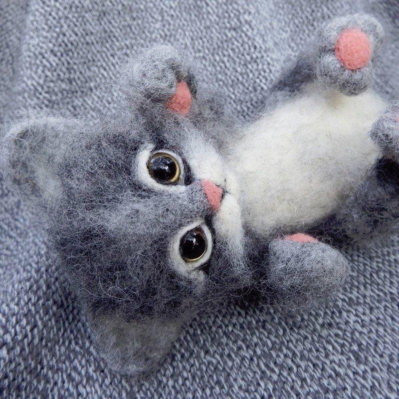 или валяный котик фото считается одним лучших