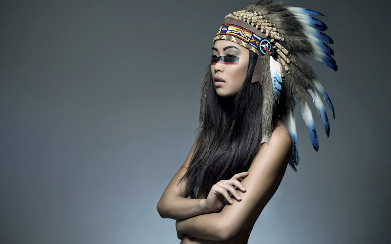 High definition picture of pocahontas, image of girl, mak...