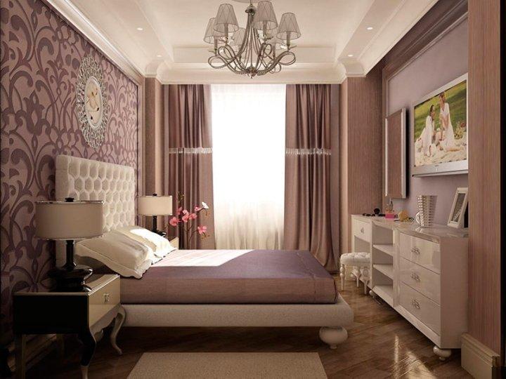 комод в интерьере спальни фото