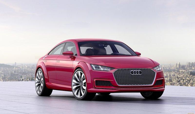 Автомобиль Audi.