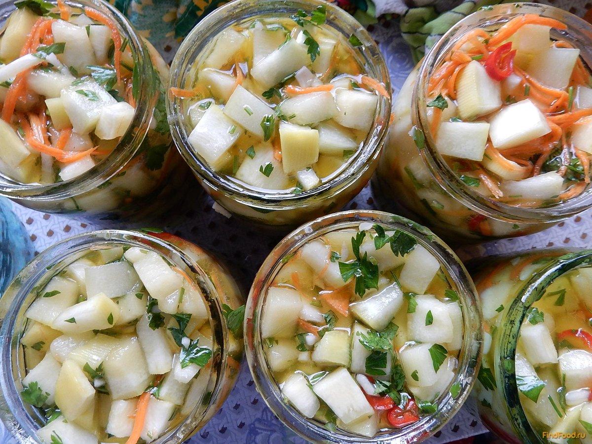 заболевание кабачки рецепты приготовления с фото на зиму тех пор
