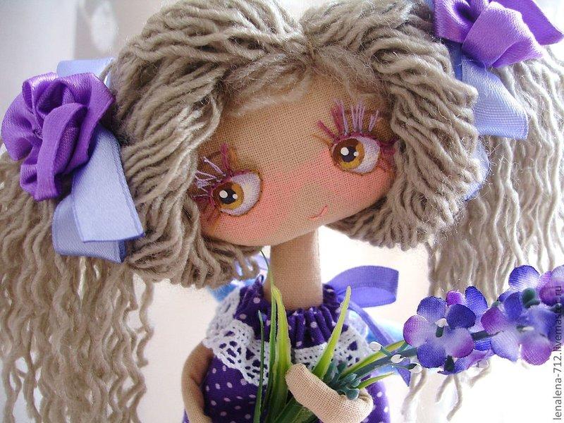 Шьем кукол Тильда