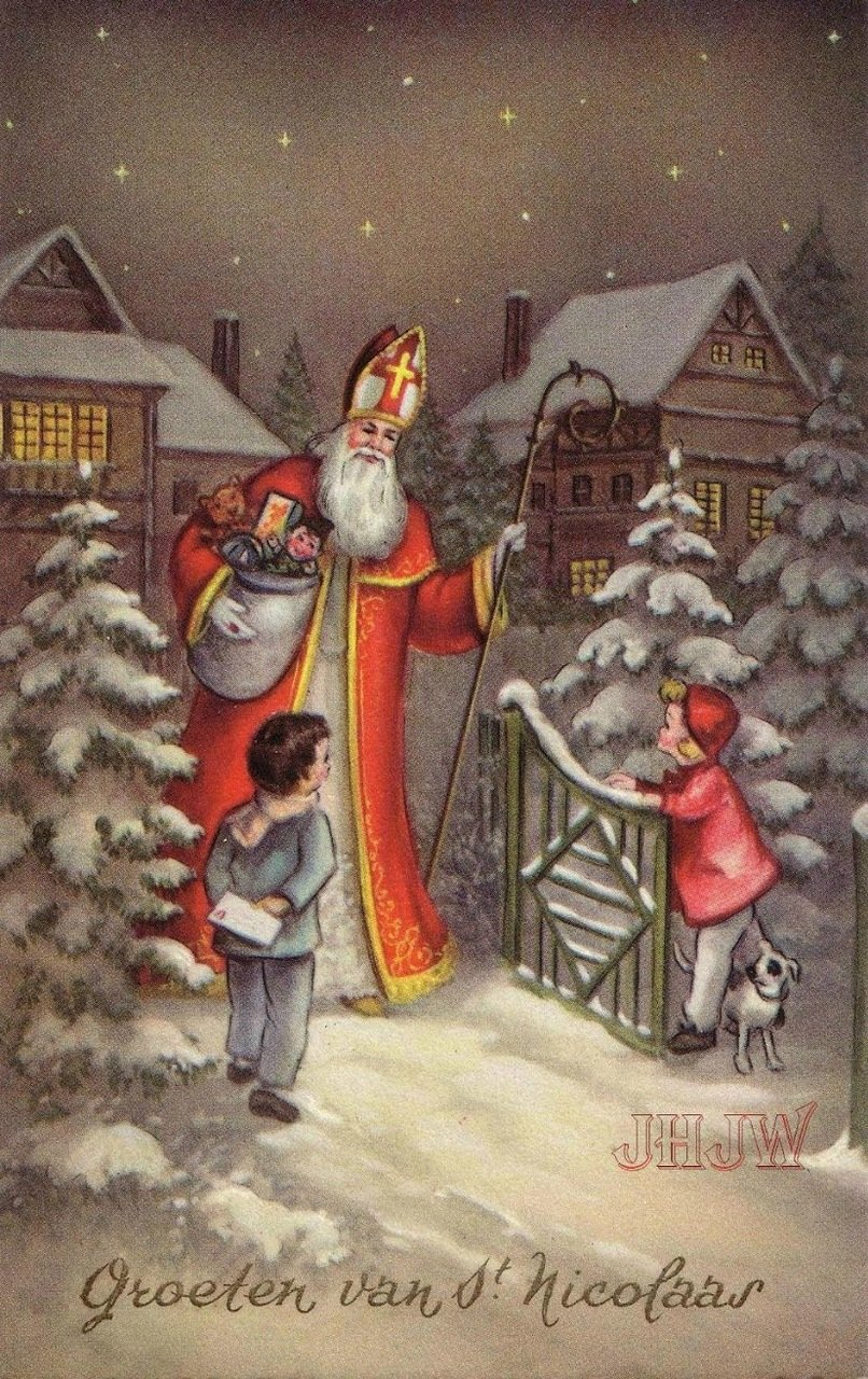 поздравления с рождеством бельгия