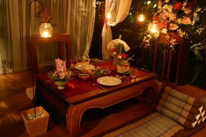 романтический ужин при свечах картинки