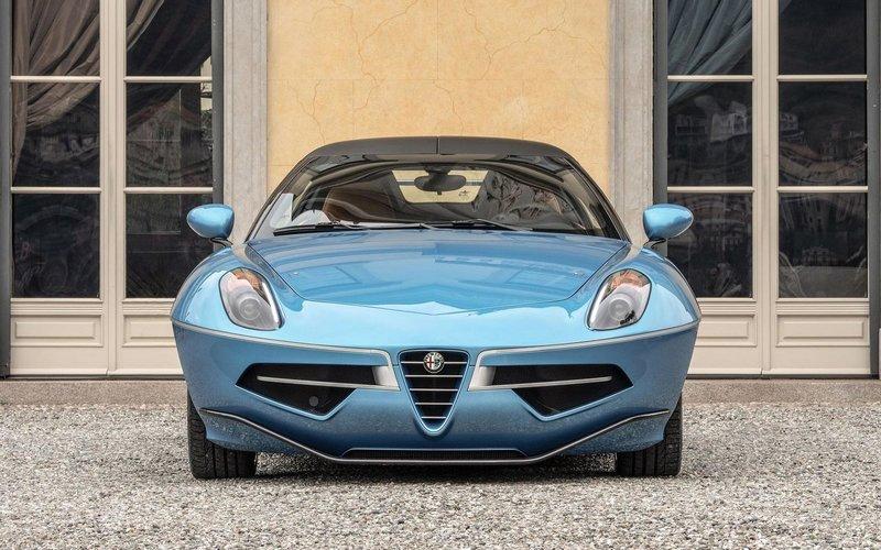 Alfa Romeo Disco Volante Spyder '2016