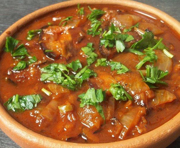 Грузинские блюда из свинины