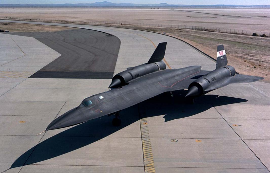 Самолёты-разведчики RS-71