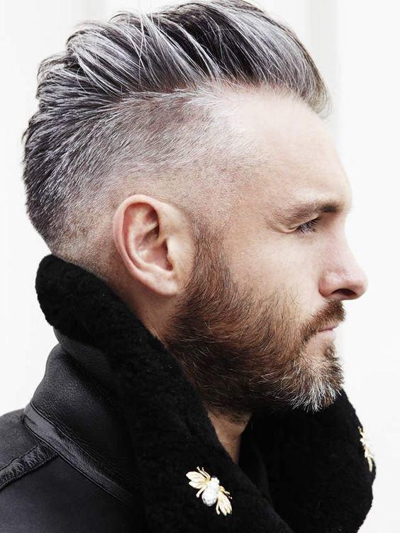 Дизайн бородки мужские