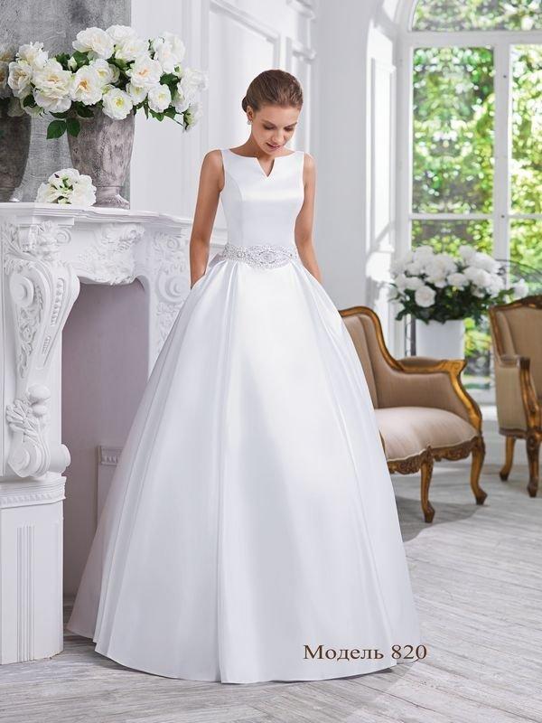 Свадебные платья с кружевным поясом