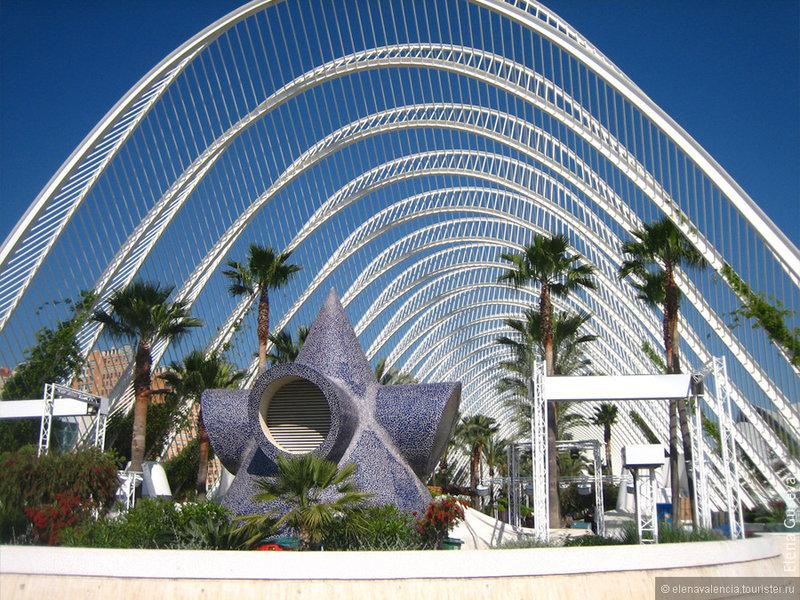 Галерея-сад, построенная в 2000 году