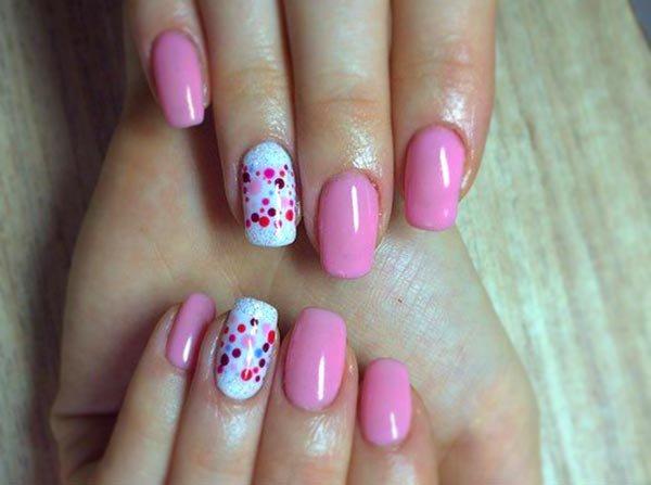 Фото красивых рисунков на ногтях гель лаком