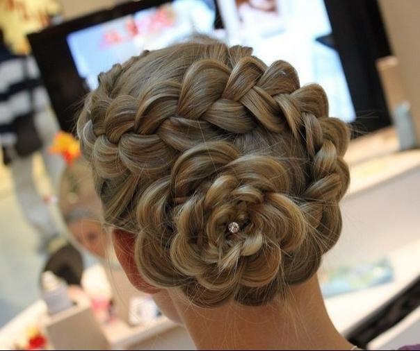 Плетение кос картинки красивые косы 129