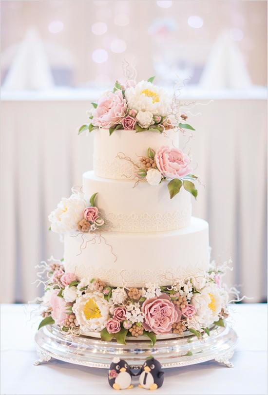 Свадебный торт картинка