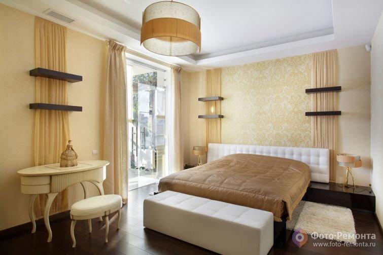В этой рубрике публикуются красивые спальни фото.