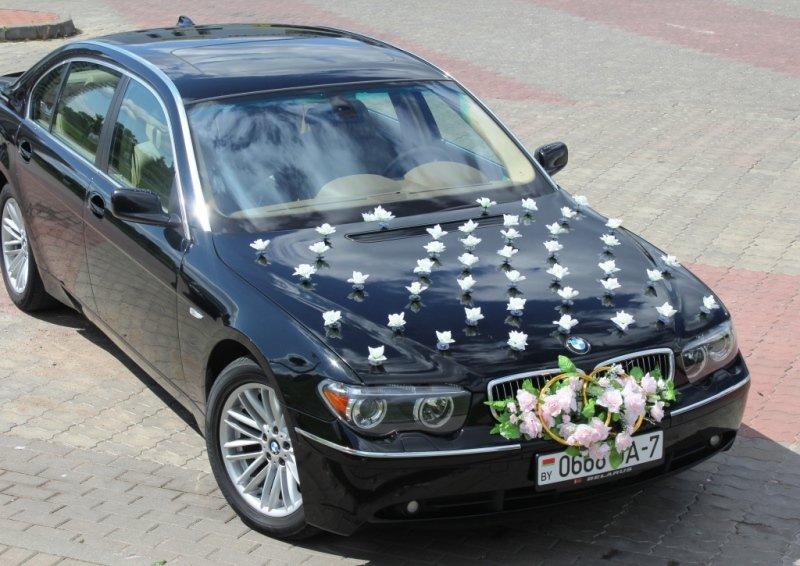 Украшения для свадебной машины, рассортированные 18