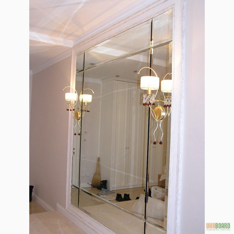 Проект: изготовление настенных зеркал для интерьера - allkon.