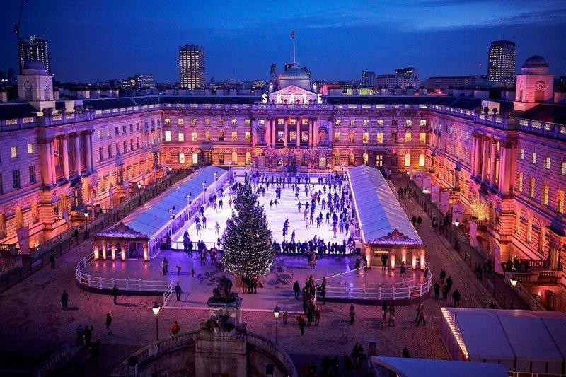 8 причин поехать в Лондон на новогодние праздники