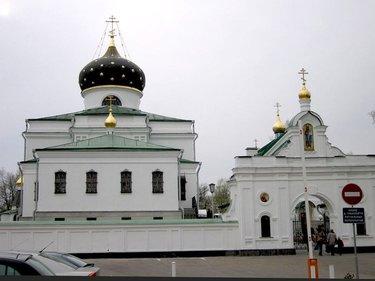 церковь марии магдалины минск