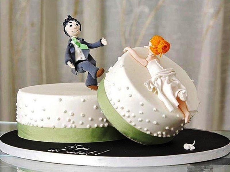 свадебные фото жениха и невесты прикольные