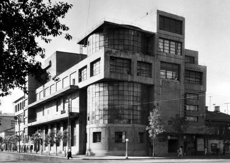Дом культуры имени С. М. Зуева , 1928