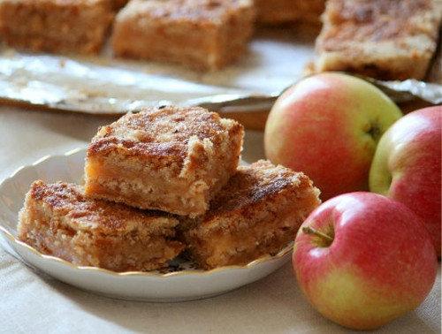 Яблочный Спас. Десерты с яблоками