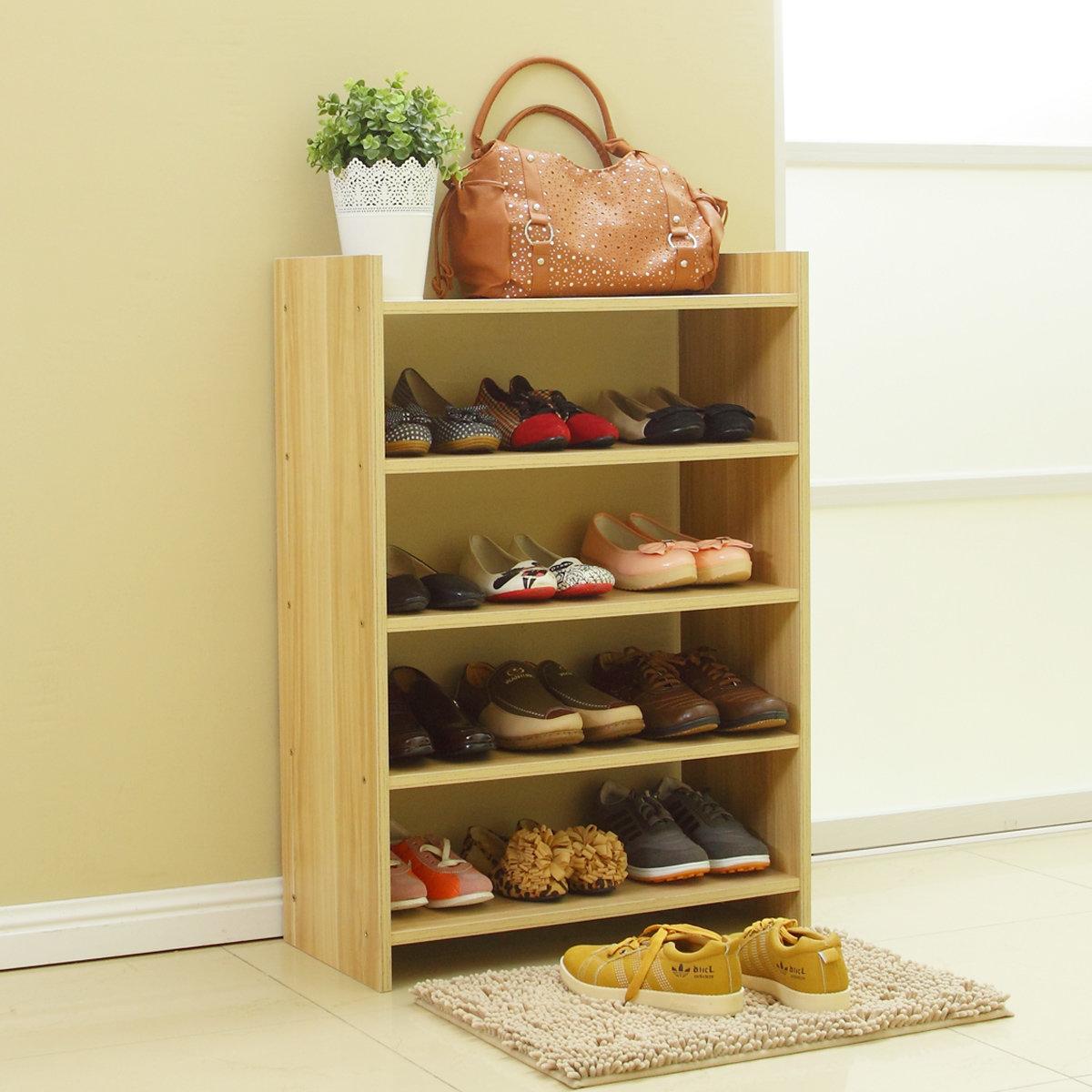 Обувница в прихожую своими руками. фото, советы.