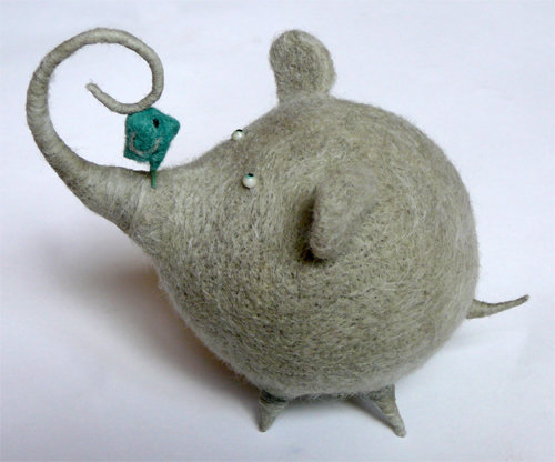 Слон-шар