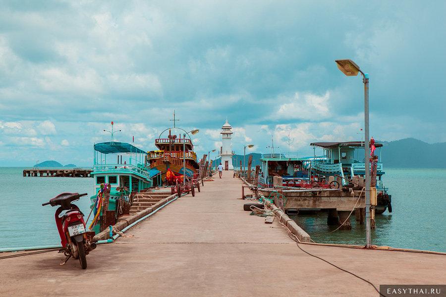 тайская столица развлечений бывшая рыбацкая деревушка