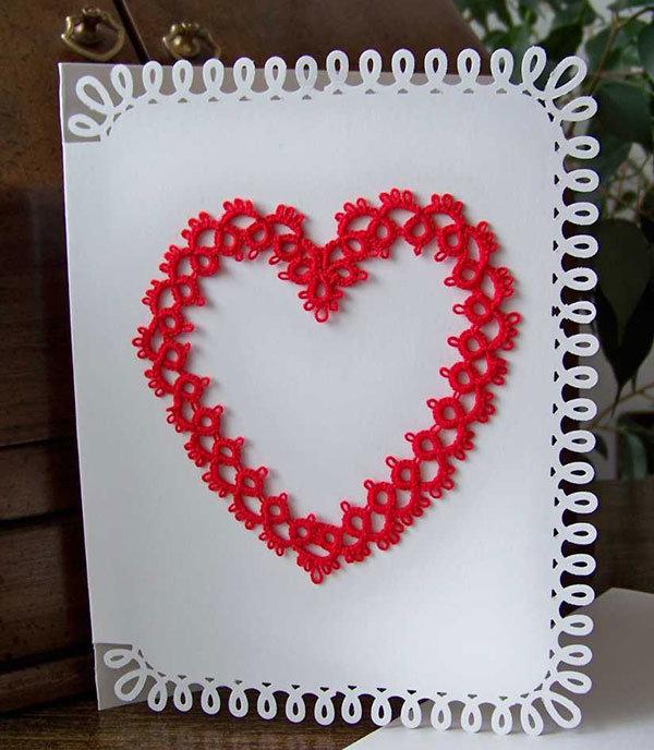 Открытки на 14 февраля парню сердце на подставке