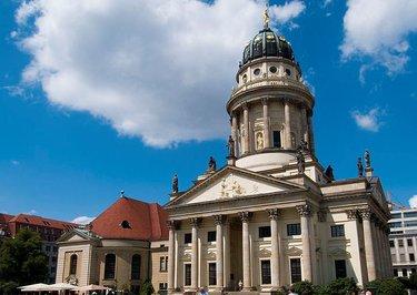 французская церковь в берлине