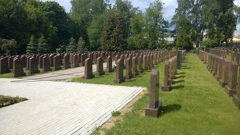 Преображенское военное кладбище